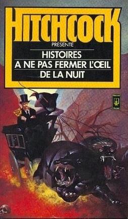 Couverture du livre : Histoires à ne pas fermer l'œil de la nuit