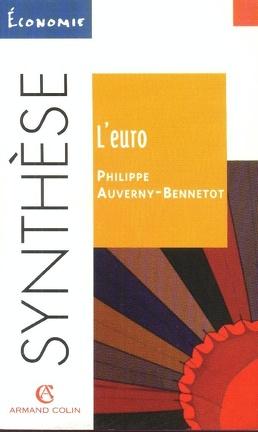 Couverture du livre : L'Euro