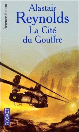 Couverture du livre : La Cité du gouffre