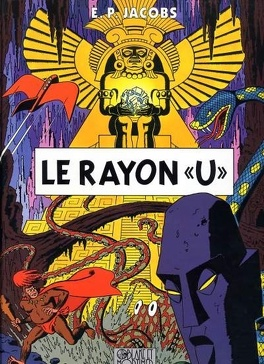 """Couverture du livre : Le rayon """"U"""""""
