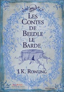 Couverture du livre : Les Contes de Beedle le Barde