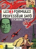 Blake et Mortimer, Tome 11 : Les Trois Formules du professeur Satō (1) – Mortimer à Tokyo