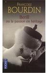 couverture Bérill ou la passion de l'héritage