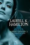 couverture Merry Gentry, Tome 2 : La Caresse de l'Aube