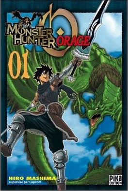 Couverture du livre : Monster Hunter Orage, Tome 1