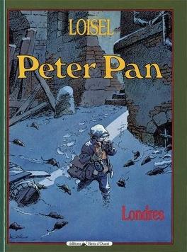 Couverture du livre : Peter Pan, Tome 1 : Londres