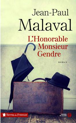 Couverture du livre : L'Honorable Monsieur Gendre
