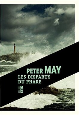 Couverture du livre : Les disparus du phare