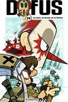 couverture Dofus, tome 14 : Le bon, la brute et le Dofus
