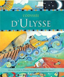 Couverture de L'Odyssée d'Ulysse