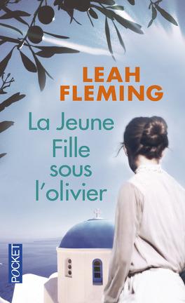 Couverture du livre : La Jeune Fille sous l'olivier