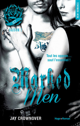 Couverture du livre : Marked Men, tome 2 : Jet