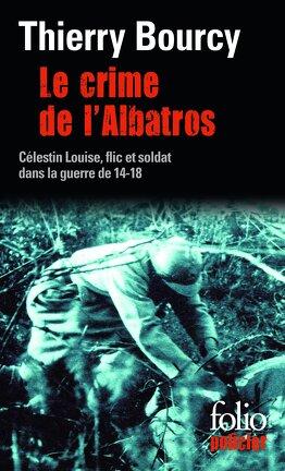Couverture du livre : Le crime de l'albatros