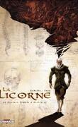 La Licorne, tome 1 : Le Dernier Temple d'Asclepios