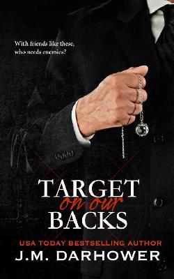 Couverture du livre : Monster In His Eyes, Tome 3 : Target on our backs