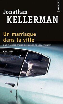 Couverture du livre : Un maniaque dans la ville