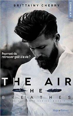 Couverture de Elements, Tome 1 : The Air He Breathes