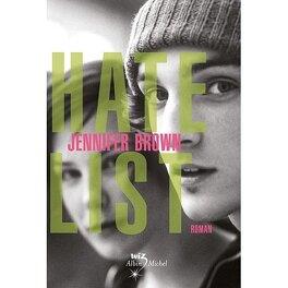 Couverture du livre : Hate List