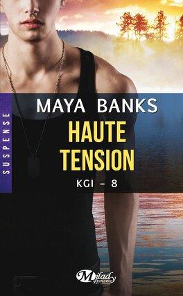 Couverture du livre : KGI, Tome 8 : Haute tension