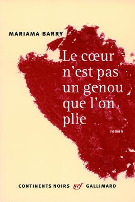 Couverture du livre : Le coeur n'est pas un genou que l'on plie