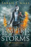 Throne of Glass, Tome 5 : Empire of Storms