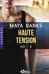 couverture KGI, Tome 8 : Haute tension