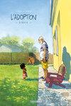 couverture L'Adoption, Tome 1 : Qinaya