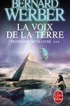couverture Troisième humanité, tome 3 : La voix de la Terre