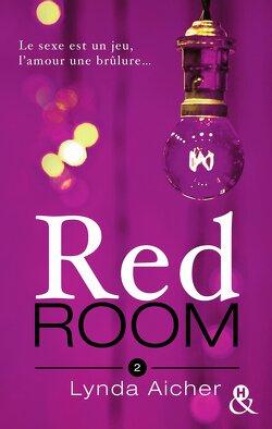 Couverture de Red Room, Tome 2 : Tu dépasseras tes limites