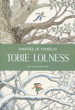 Couverture du livre : Tobie Lolness, Intégrale