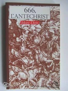 Couverture du livre : 666 L'Antéchrist