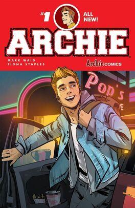 Couverture du livre : Archie (2015-) #1