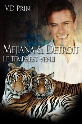 Couverture du livre : Mejiana & Detroit : Le temps est venu (When the moon is full T2)