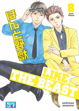 Couverture du livre : Like The Beast, Tome 8