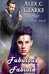 couverture Glitter, Tome 2 : Fabulous Fabiola