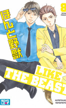 Like The Beast, Tome 8