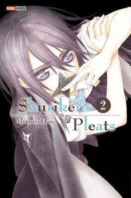 Couverture du livre : Shuriken to Pleats, tome 2