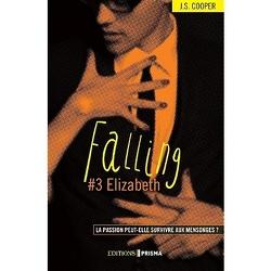 Couverture de Falling, Tome 3 : Elizabeth