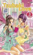 Tsubaki Love - Double, tome 3