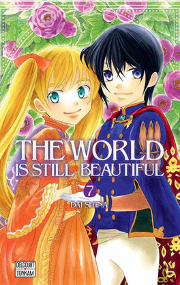 Couverture du livre : The World is Still Beautiful, Tome 7