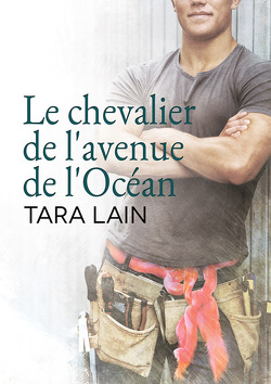 Couverture de Un amour à Laguna, Tome 1 : Le chevalier de l'avenue de l'Océan
