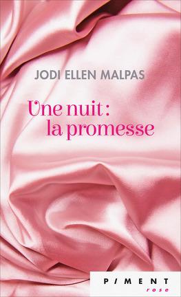 Couverture du livre : Une nuit, Tome 1 : La Promesse
