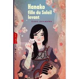 Couverture du livre : Hanako fille du soleil levant