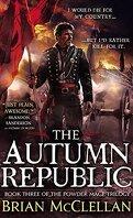 Les Poudremages, Tome 3 : The Autumn Republic