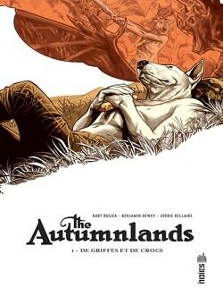 Couverture de The Autumnlands, Tome 1 : De griffes et de crocs