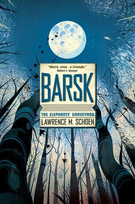 Couverture du livre : Barsk: The Elephants' Graveyard