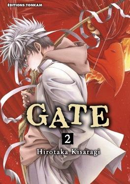 Couverture du livre : Gate, Tome 2