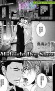Midnight Dog Snow