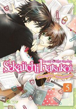 Couverture du livre : Sekaiichi Hatsukoi, Tome 5