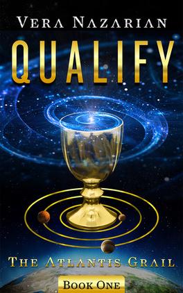 Couverture du livre : The Atlantis Grail, Tome 1 : Qualify